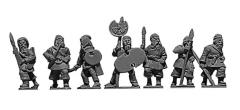 Bactrian Infantry - Early
