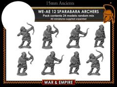 Sparabara Foot Archers - Early