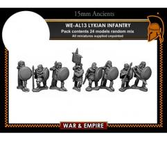 Lykian Infantry & Command
