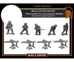 Artillery - Dacian