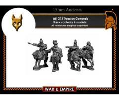 Thracian Generals