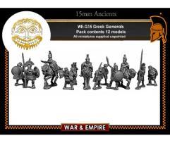 Greek Generals