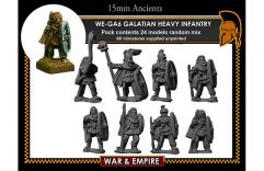 Heavy Infantry - Celtic/Galatian
