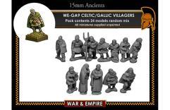 Villagers - Celtic/Gallic