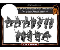 Galalic Cavalry w/Separate Shields