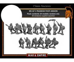 Foot Angon - Frankish