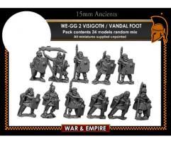 Foot Soldiers - Visigoth, Vandal