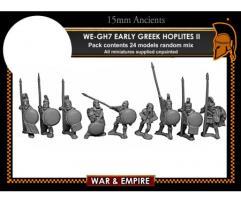 Hoplites #2 - Early