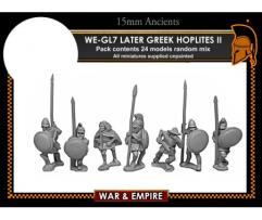 Assorted Hoplites - Later