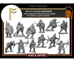 Skirmishers - Saxon