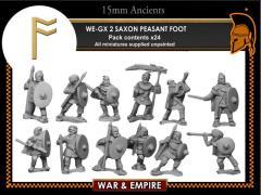 Peasant Foot - Saxon