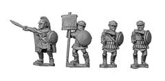 Bactrian Greek Phalangites - Marching