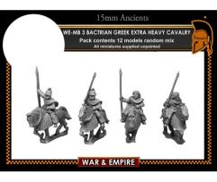 Extra Heavy Cavalry - Macedonian, Bactrian Greeks