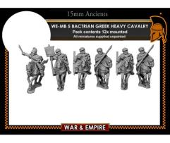 Bactrian Heavy Cavalry w/Javelins & Bows
