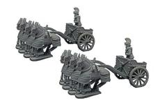 4-Horse Scythed Chariots - Later Seleucid