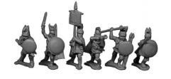Armored Peltasts - Oscan