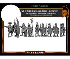 Legiones w/Chainmail - Early Imperial