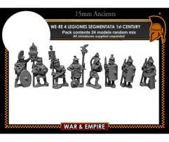 Legiones, Segmentata - Early Imperial