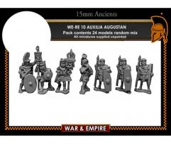 Auxilia, Augustan w/Javalins - Early Imperial