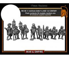 Auxilia w/Javelins - Early Imperial