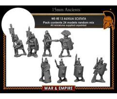 Auxilia Scutata - Early Imperial