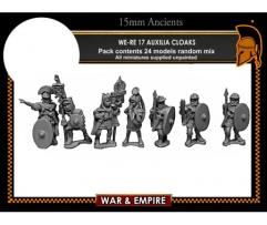 Auxilia w/Cloaks - Early Imperial