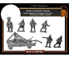 Legionary 2-Armed Onagers - Early Imperial