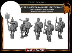 Auxiliary Cavalry - Augustan