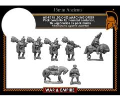 Misc Legiones - Marching Order - Early Imperial