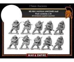 Auxilia/Lacearii w/Armor - 3rd Century