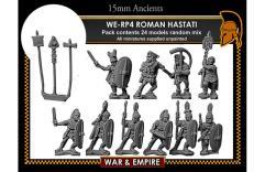 Hastati - Pyrrhic & Punic Wars
