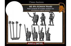 Triarii - Pyrrhic & Punic Wars