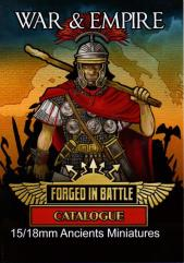 War & Empire Product Catalog