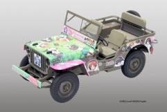 U.S. Army 1/4 Ton 4x4 Truck (1:20)