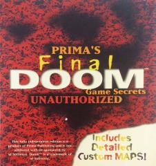 Final Doom - Game Secrets, Unauthorized