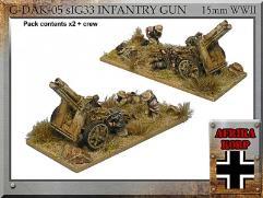 sIG33 15cm Infantry Gun w/Crew