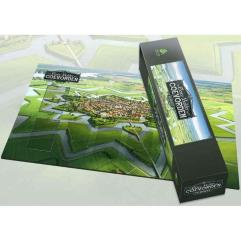 Town Builder - Coevorden Play Mat