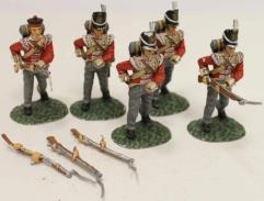 1st Battalion - 3rd Regiment on Foot 5 Advancing #1