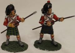 2nd Battalion, 92nd Highlander Officers