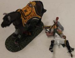 17th Dragoons Trumpeteer