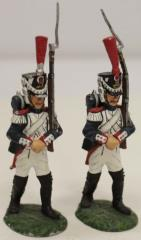 Fusilier Grenadiers 6 Column Attack 2 Marching #1
