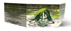 Vaesen Nordic Horror RPG - GM Screen and Map