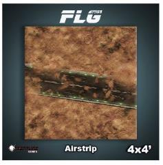 4' x 4' - Airstrip
