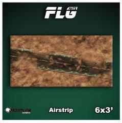 6' x 3' - Airstrip