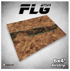 6' x 4' - Airstrip