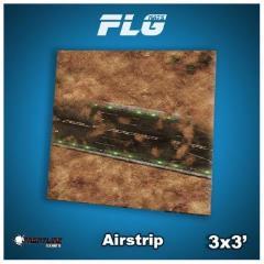 3' x 3' - Airstrip