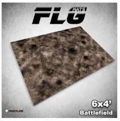6' x 4' - Battlefield