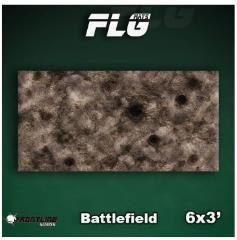 6' x 3' - Battlefield