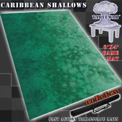 6' x 4' - Caribbean Shallows