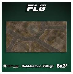 4' x 4' - Cobblestone Village